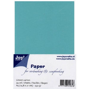 Joy! Crafts Cardstock - Aqua