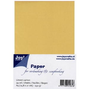 Joy! Crafts Cardstock - Yellow