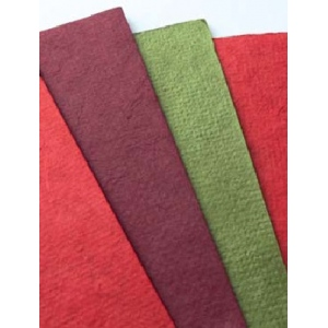 Mulberry Paper - Christmas colors