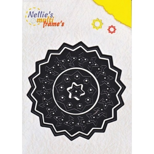 Nellie's Choice Multi Frame Dies - Incire Round No.2