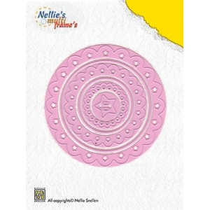 Multi Frame Dies Decorative Circle (set of 6)