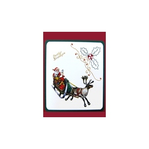 Karin's Creations Embroidery Patterns Kc Embroidery Pattern - Holly