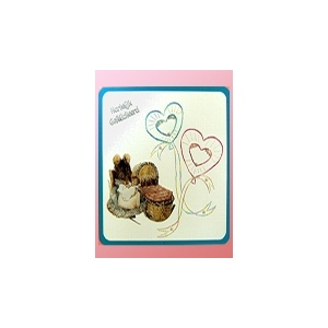 KC Embroidery Pattern - Balloon Hearts