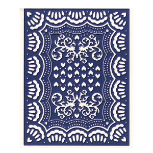 Tattered Lace Dies - Victorian Rectangle