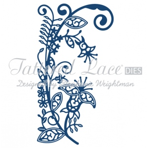 Tattered Lace Die - Flower Flourish