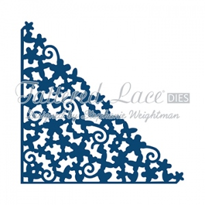 Tattered Lace Die - Butterfly Corner
