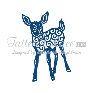Tattered Lace Dies - Fawn