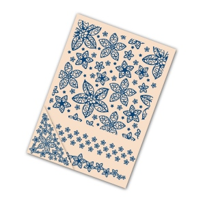 Tattered Lace Embossing Folder Set - Lacy Flower