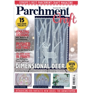 Parchment Craft Magazine - December 2016