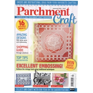 Parchment Craft Magazine - September 2016