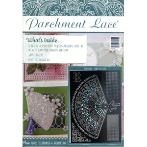 Tattered Lace Parchment Lace Magazine #01 - Free Grid
