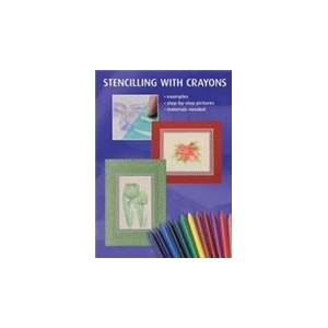 Mini Book - Stenciling (English)