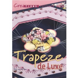 Ecstasy Crafts Book Trapeze Deluxe Creations (photocopy)