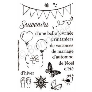 Bonnidée Stamps - Scrapbooking