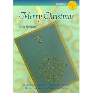 Ecstasy Crafts Merry Christmas (book)(4400140)