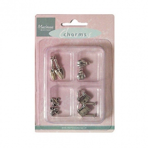 Marianne Design Card Charms - Garden Theme