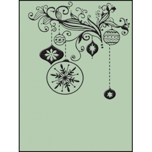 Embossing Folder Decoration (HSFC003)