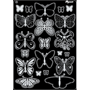 Multi Grid #31 Butterflies