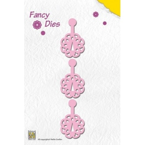 Fancy Dies - Click Flower