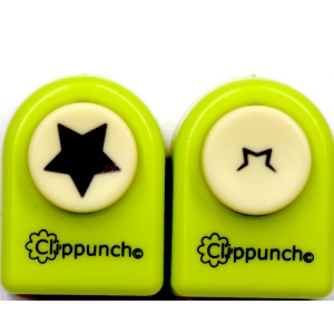 Nellie's Choice Clip Punch Star