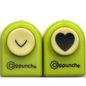 Clip Punch Heart