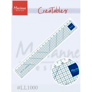 Marianne Design - Transparent Ruler (cm)