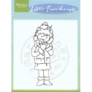 Clear Stamps - Little Sweetheart Hug