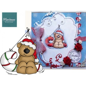 Marianne Design Stampfairy Cling Stamp - Candy Cane
