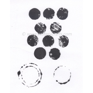 Texture Stamps: Dots