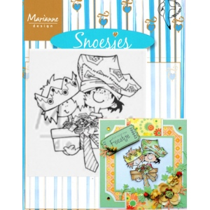 Clear Stamps - Snoesjes with Presents