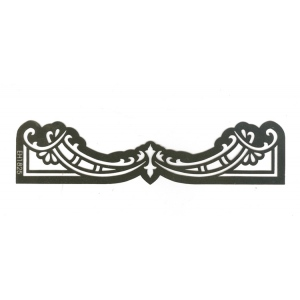 Marianne Design Embossing Template Border