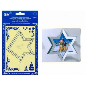 Double Template - Star (KM3333)
