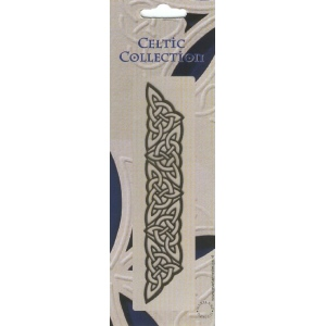 Celtic Collection Stencil-triangle border