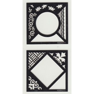 Switch Embossing - Small Square -2