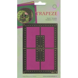 Trapeze Stencil Rectangle Octagon