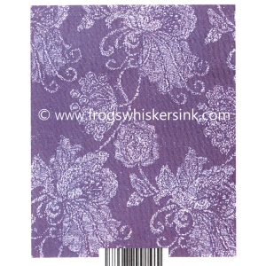 Frog's Whiskers Ink Stamps - Brocade Background