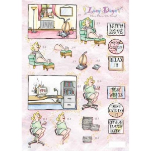 Craft UK Lazy Dayz Vacuum/Computer
