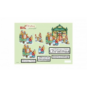 Craft UK B&B Christmas Toy Shop
