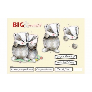 Craft UK B&B Little Badgers