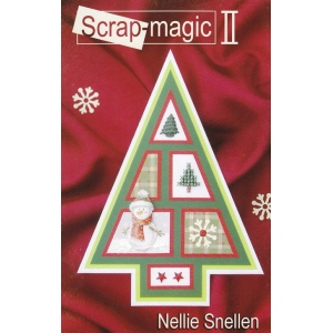 Nellie's Choice Scrap Magic Book Ii (mas1002)