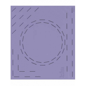 Incire  Template - Circle & Corners