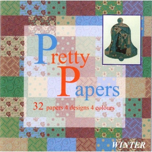 Pretty Papers (32 sheets) Winter