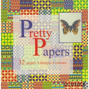 Pretty Papers (32 sheets) Summer