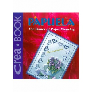 Papuela Book - The Basics of Paper Weaving