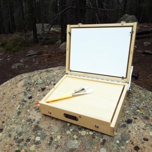 Guerilla Painter LapTop Box™: 9 x 12