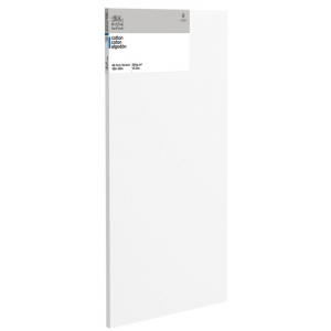 "Winsor & Newton™  Cotton Canvas 18"" x 36"": White/Ivory, Panel, Cotton, 18"" x 36"", Acrylic, Oil, (model 6201020), price per each"