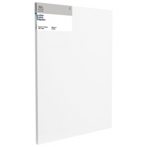 "Winsor & Newton™  Cotton Canvas 36"" x 48"" Deep Edge: White/Ivory, Panel, Cotton, 36"" x 48"", Acrylic, Oil, (model 6201109), price per each"