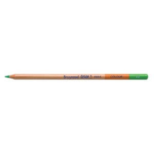 Bruynzeel® Design® Colored Pencil Light Green: Green, Pencil, Colored, (model 880560K), price per dozen (12-pack)