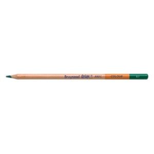 Bruynzeel Design Colored Pencil Dark Green