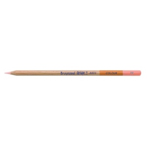 Bruynzeel® Design® Colored Pencil Flesh: Red/Pink, Pencil, Colored, (model 880570K), price per dozen (12-pack)
